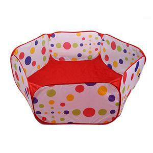 PISCINE À BALLES Tente extérieure / intérieur portative enfant pisc