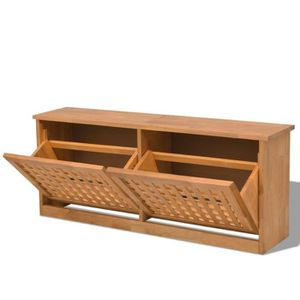 banc bois massif achat vente pas cher. Black Bedroom Furniture Sets. Home Design Ideas