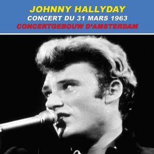 CD POP ROCK - INDÉ CD Johnny Hallyday : Concert du 31 mars 1963 au Co