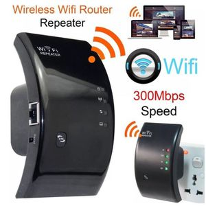 POINT D'ACCÈS Wireless WiFi Repeater Signal Booster Extender Rou