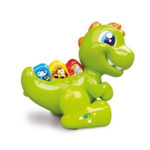 TABLE JOUET D'ACTIVITÉ CLEMENTONI Baby T-Rex