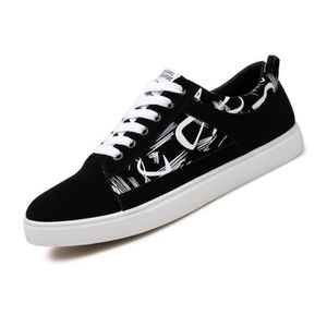 Sneakers Homme Confortable Extravagant Mode Chaussure De Skate Léger Durable Respirant Sneaker Plus Taille 39-44 rUUhHlK