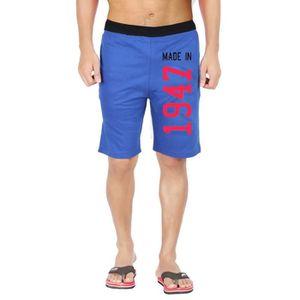 SHORT Self design Shorts Cotton Homme (rb1947) EN23K Tai