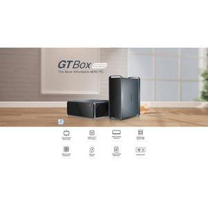UNITÉ CENTRALE  Mini PC-CHUWI GT Box-8 Go de RAM+ 256GO 2,4GHz+5 G