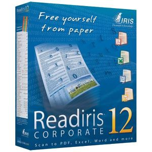 BUREAUTIQUE Readiris Corporate 12 PC Upgrade ML