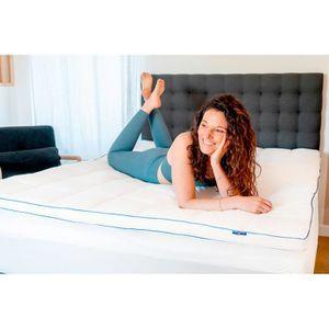 SUR-MATELAS Surmatelas Moelleux 140 x 190 cm - ⭐ Qualité hôtel