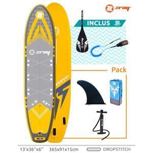 STAND UP PADDLE Stand up Paddle Gonflable Sup ZRAY X-RIDER X5 XL 2
