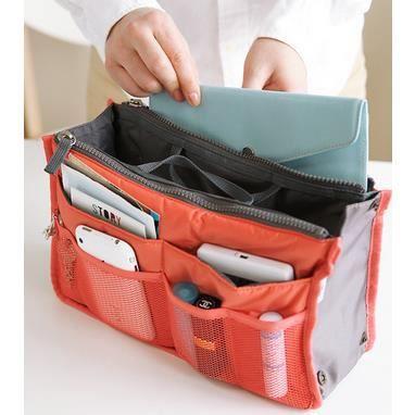 sac de rangement int rieur pour grand sac main ou sac de. Black Bedroom Furniture Sets. Home Design Ideas