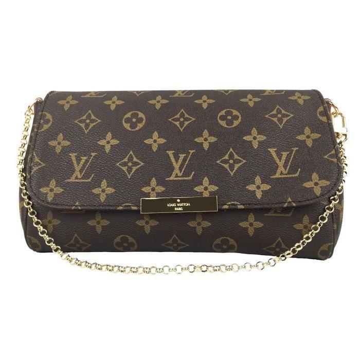 5e1ae613b03 Sac à main femme - pochette Louis Vuitton - Achat   Vente pochette ...