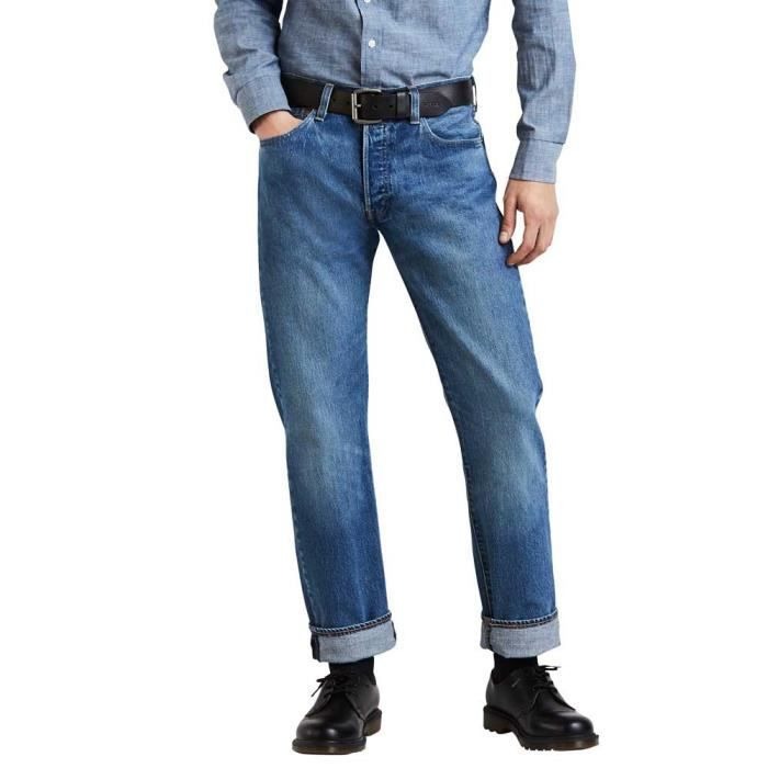 JEANS Vêtements Homme Pantalons Levi´s ® 501 Original Fi