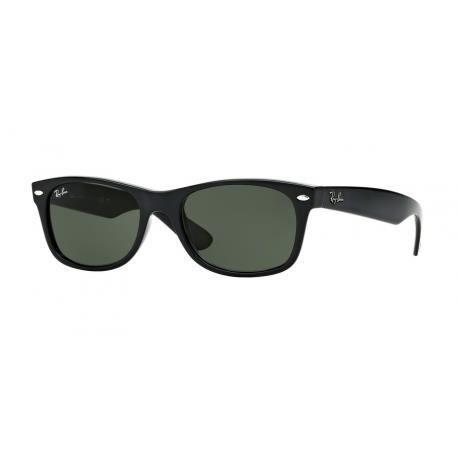 Achetez Lunettes de soleil Ray-Ban Homme NEW WAYFARER RB2132 901 Noire e64504155754