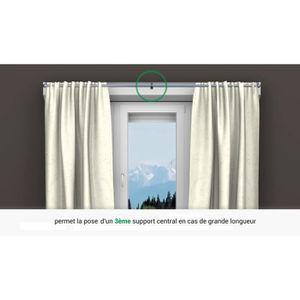 tringle a rideaux pour coffre volet roulant sans percage. Black Bedroom Furniture Sets. Home Design Ideas