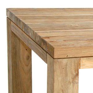 Table de jardin en bois 10 personnes - Achat / Vente pas cher ...
