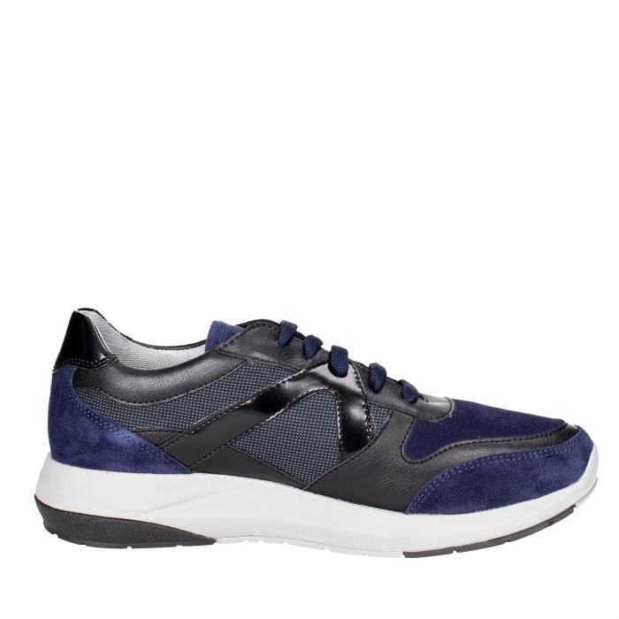 Stonefly Sneakers Homme Bleu, 45
