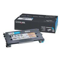 TONER Lexmark c500 1.5k cyan standard toner: 0c500s2cg