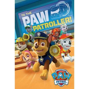 AFFICHE - POSTER Poster Pat' Patrouille - To The Paw Patroller (91