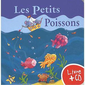 Livre 3-6 ANS Les petits poissons