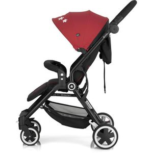 POUSSETTE  KIDDY Poussette Urban Star Chili Red