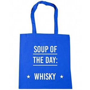 SAC DE VOYAGE Women's Soup Of The Day Whisky Tote Shopping Gym B