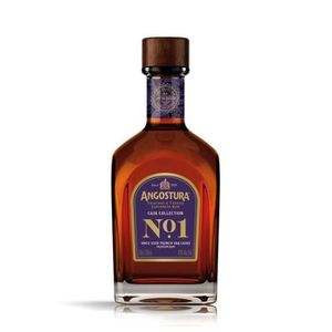 RHUM Rhum Angostura Cask Collection N°1 16 Ans - Boutei