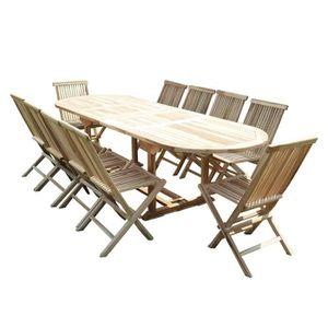 Table de jardin 12 personnes - Achat / Vente Table de jardin 12 ...