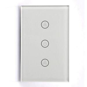 VENTILATEUR DE PLAFOND Commutateur Intelligent de Ventilateur de Plafond