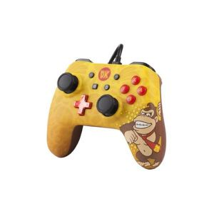 MANETTE JEUX VIDÉO Mgs33 Manette filaire Switch Core- Icone Donkey Ko