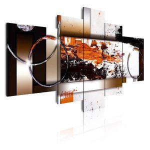 TABLEAU - TOILE Dekoarte 87 - Tableau moderne sur toile monté sur
