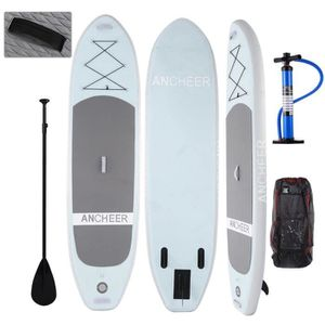 STAND UP PADDLE Stand Up Paddle  gonflable  Board iSUP en PVC  305