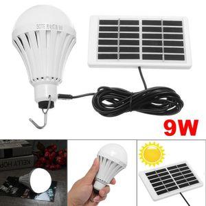 BALISE - BORNE SOLAIRE  NEUFU Portatives LED Energie Solaire Lumière - pan