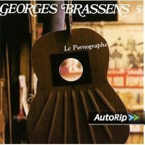 CD VARIÉTÉ FRANÇAISE Le Pornographe (Vol. 5) [CD] Georges Brassens …