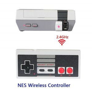 MANETTE JEUX VIDÉO Manette NES contrôleur sans fil avec Batterie pour