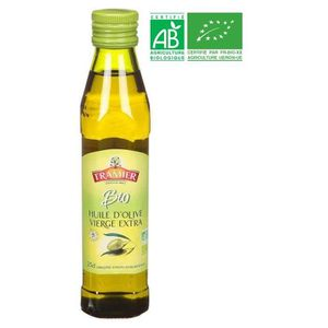 HUILE TRAMIER Huile d'Olive vierge extra Bio - 25 cl