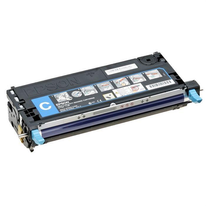 EPSON Pack de 1 Toner Aculaser C3800 - Cyan - Haute capacité