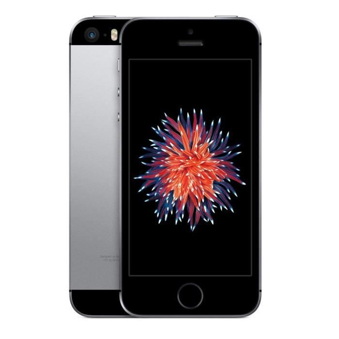 APPLE iPhone SE 16Go Smartphone Gris Sidéral Space Grey - Achat ... 7fdcae8e7c20