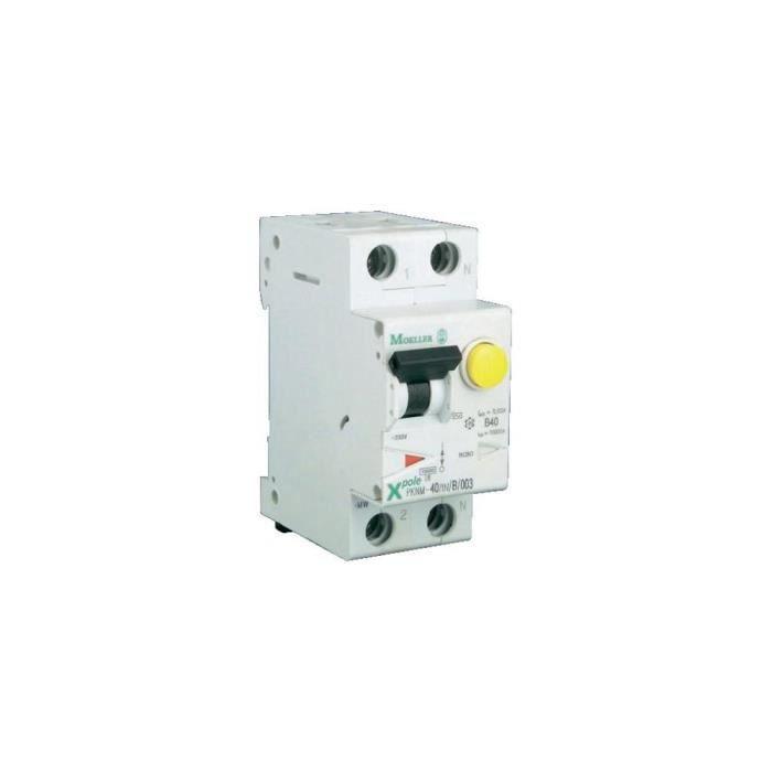 Disjoncteur differentiel 16A Moeller - Achat   Vente disjoncteur ... 3a5874a93ea5