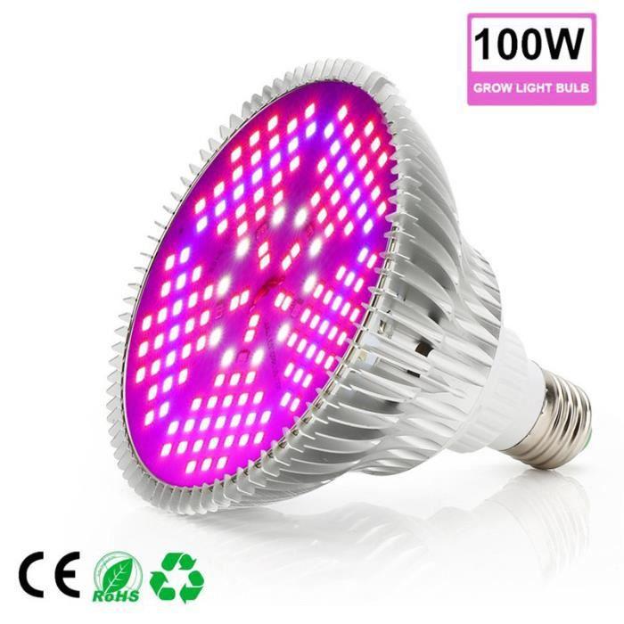 30w Lampe Led De Aluminum En Culture Ampoule Neufu 220v E27 MjSzVGLqpU