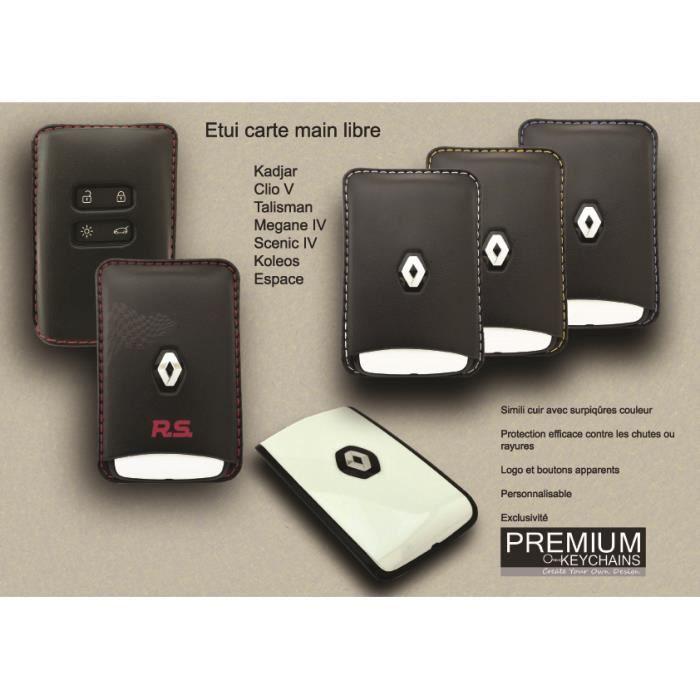 original à chaud complet dans les spécifications acheter mieux Etui telecommande renault