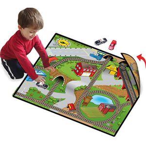 tapis de route pour voiture achat vente jeux et jouets pas chers. Black Bedroom Furniture Sets. Home Design Ideas