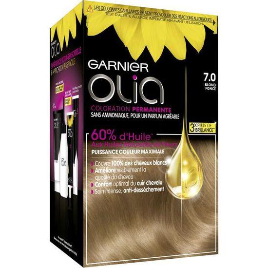 Garnier Olia Coloration N 70 Blond Foncé Achat Vente