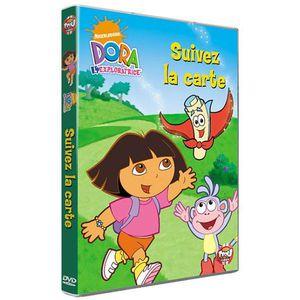 DVD DESSIN ANIMÉ DVD Dora l'exploratrice, vol. 1 : suivez la carte