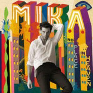 CD POP ROCK - INDÉ Mika - No Place in Heaven