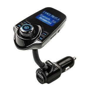 TRANSMETTEUR FM Kit mains libres de voiture sans fil Transmetteur