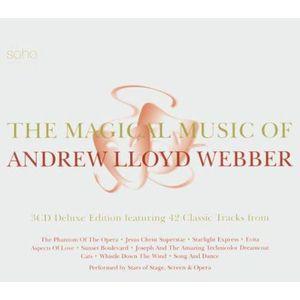 CD MUSIQUE DE FILM - BO Magical Music Of Andrew Lloyd Webber.