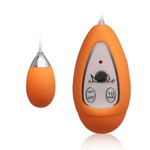 ŒUF VIBRANT Le vibrateur vibratent des oeufs vibrants imperméa