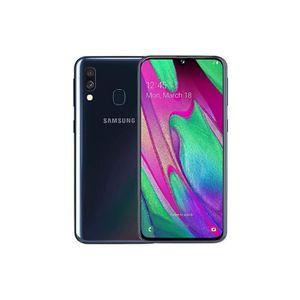 SMARTPHONE Samsung Galaxy A40 - Carte SIM double SIM SM-A405F