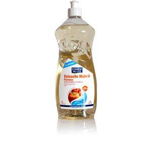 LIQUIDE VAISSELLE Etamine du Lys Liquide vaisselle main Pomme au …