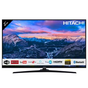 """Téléviseur LED HITACHI Téléviseur 32"""" (80,01cm) FHD - Smart TV -"""