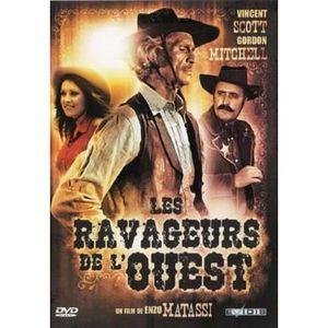 DVD FILM Les ravageurs de l'ouest