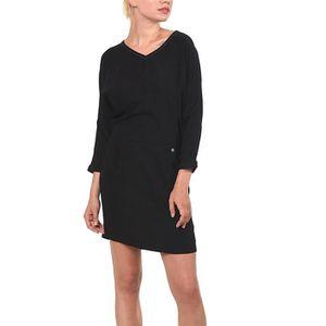 Petite robe noire classique pas cher